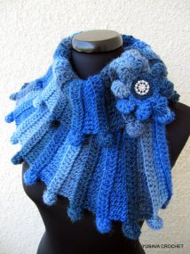 crochet scarf pattern