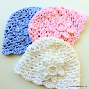 Crochet Pattern Central Baby Hats : Baby Hat ? LYUBAVA CROCHET