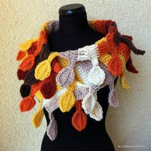 Chunky Scarf Crochet Pattern