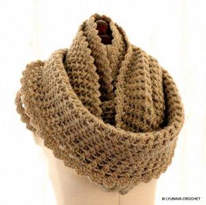 crochet scarf pattern pdf