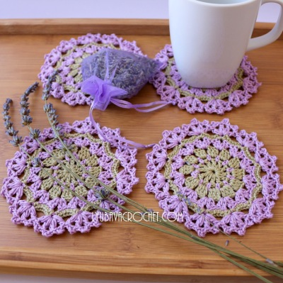 Lyubava Crochet Coasters Patterns on Etsy and Ravelry-072
